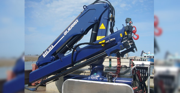 Industrias Guerra Offshore & Marine cranes
