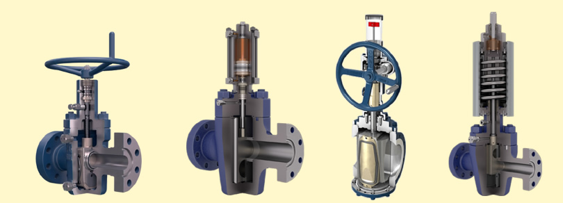 Valves & Actuators_Omni Valves