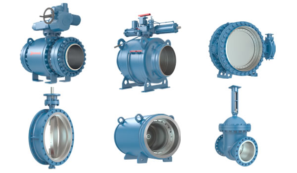 Valves & Actuators_PTPA Vales