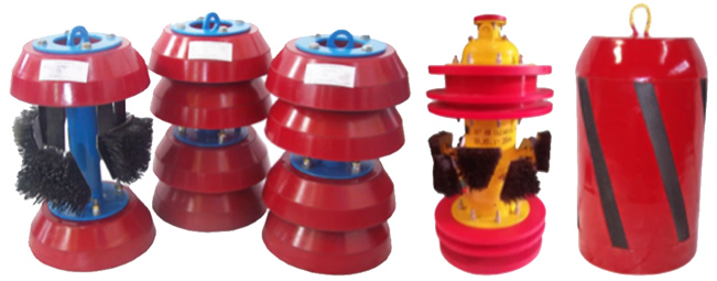 Pipeline Clamps and Pigs_Pigs