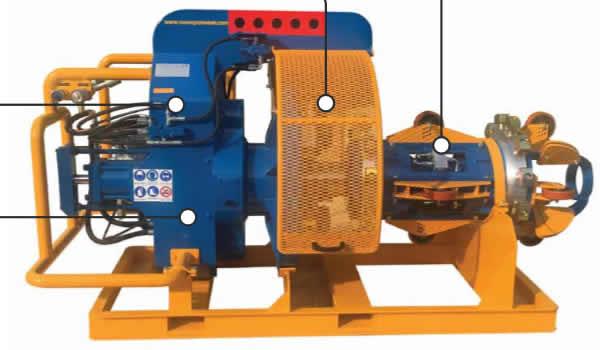 Pipeline Equipment_Pipe Facing Machine
