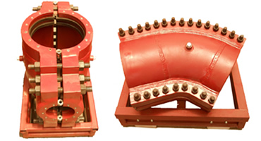Pipeline Clamps And Pigs