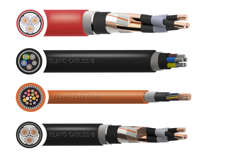 Power, Data, Control and Instrumentation Cables
