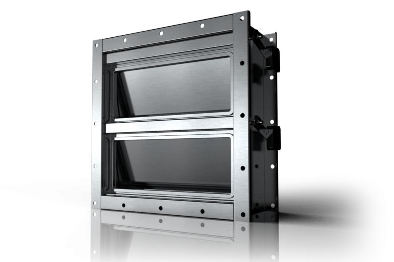 HVAC Systems_Pressure Relief Damper (PRD)