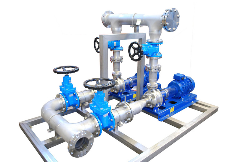 Chemical Injection, Sampling & Analyzing Equipment_Pumping Systems