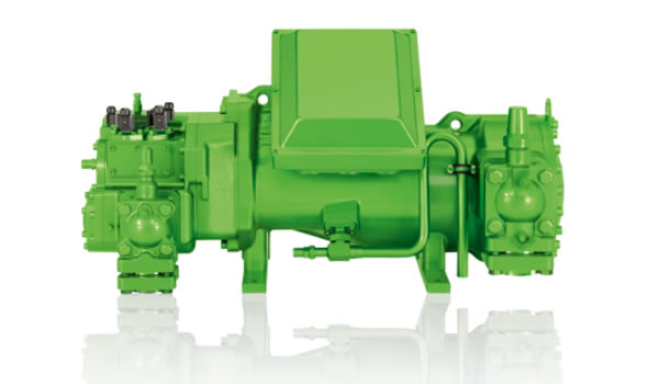 Bitzer Cooling & Heating System_Screw Compressor