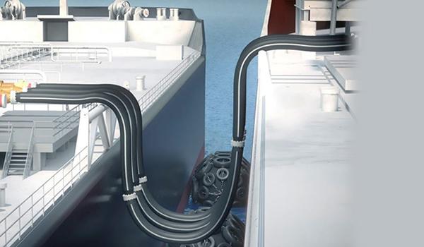 Trelleborg Oil & Marine Hose_Ship to Ship Transfer Hose