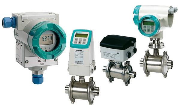 Siemens Process Control & Instrumentation