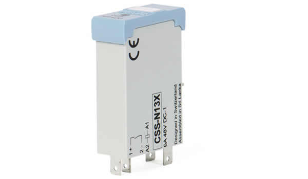 ComatReleco relays and contactors_Solid state relays CSS