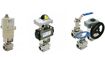 Valves, Actuators & Flow Measuring Devices