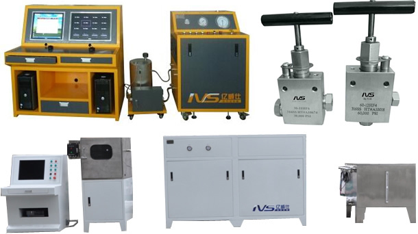 Wellhead Control Panel & Flow Control Testing Equipment_