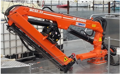 Industrias Guerra Offshore & Marine cranes_...
