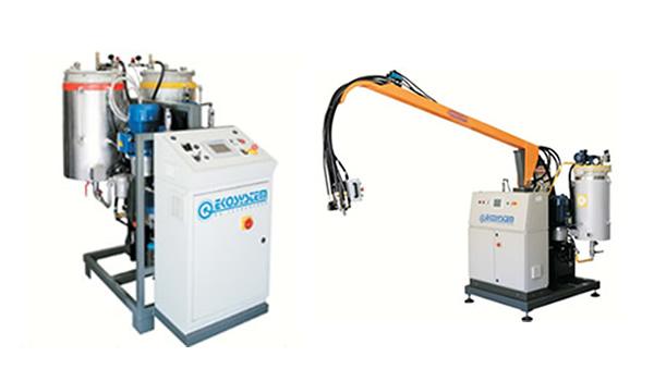 EKOSYSTEM polyurethane foaming machine
