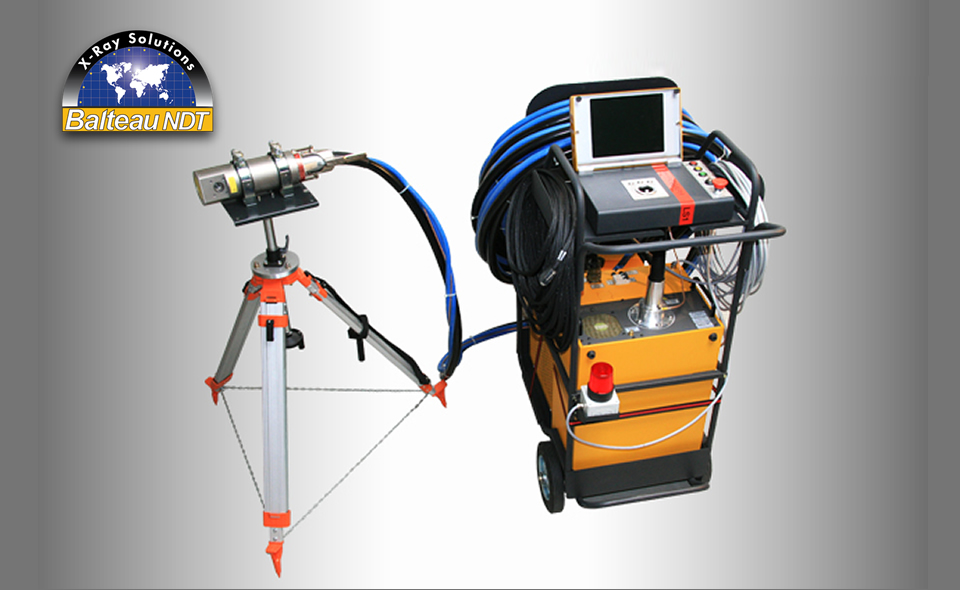 Balteau NDT & X-Ray Equipment