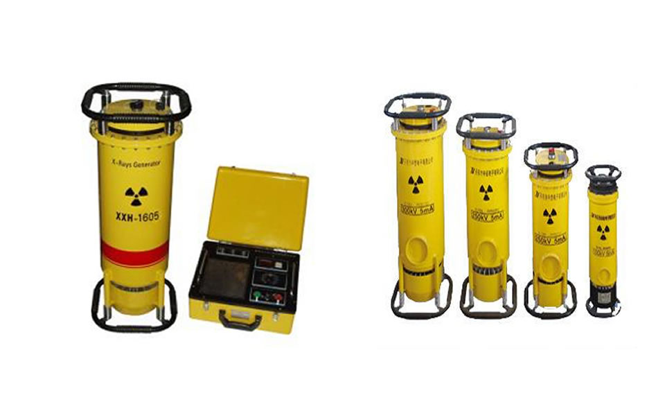 EXCELLENT ANTI-JAMMING PERFORMANCE DIRECTIONAL RADIATION X-RAY FLAW DETECTOR  (CERAMIC X-RAY TUBE)