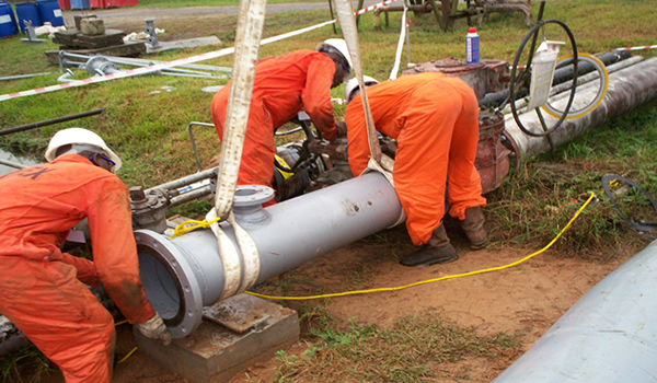 Flowline construction
