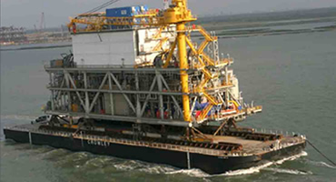 Heavy Cargo Marine Transportation & Logistics