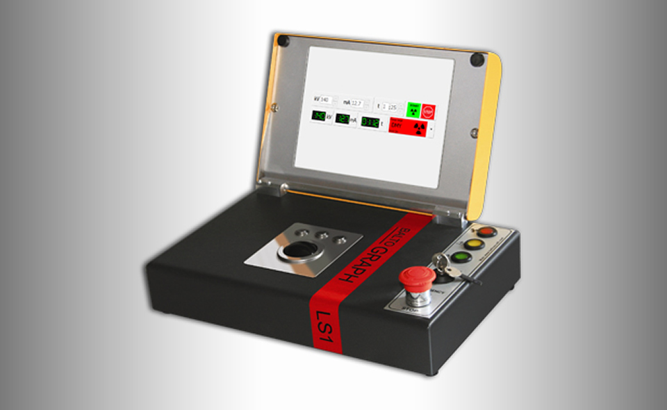 LS1 Digital Control unit for XSD and XMD serie