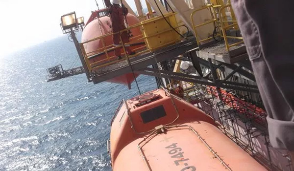 Lifeboat & liferaft Inspection