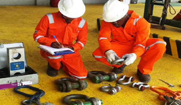 Lifting Equipment & Gear Inspection