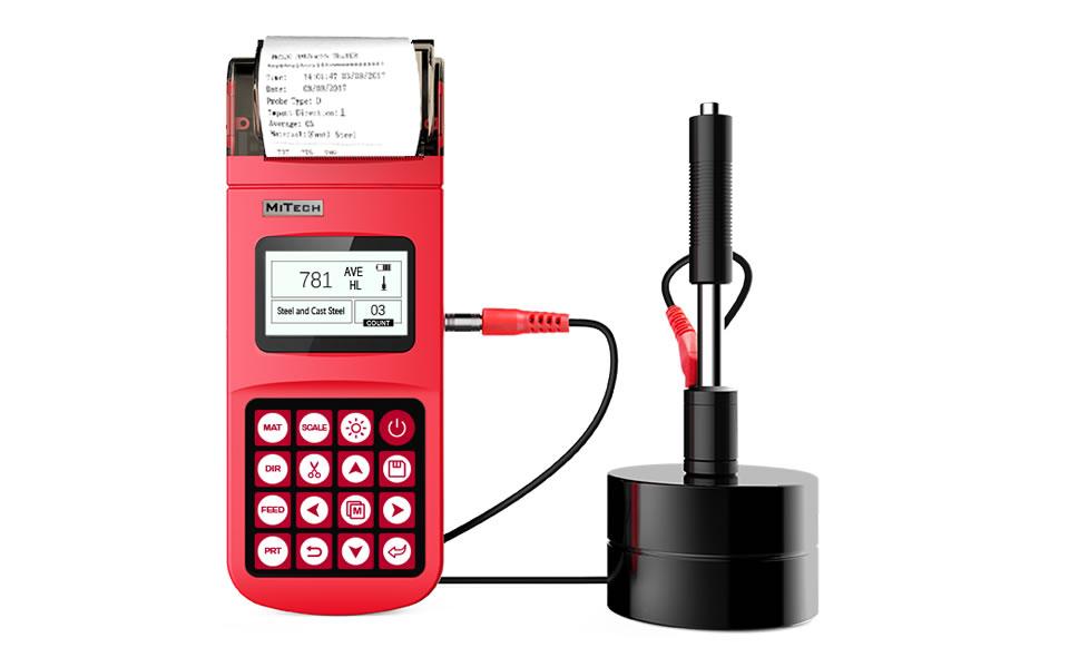 MH320 Portable Leeb hardness tester