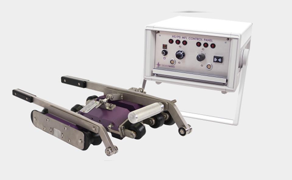 Magnetic  Flux Leakage (MFL)  Pipe Screening System