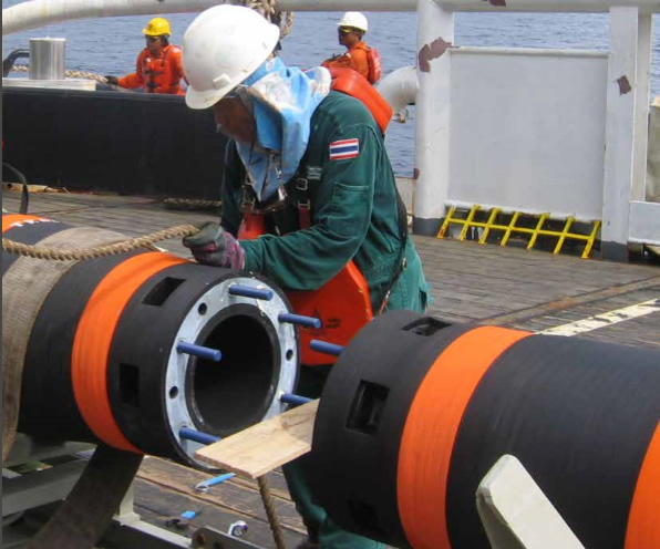 Marine Hose Installation, Testing & Maintenance