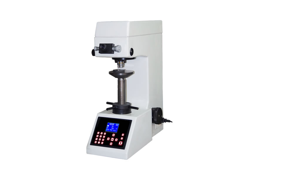 Mitech MHV-30Z Automatic Turret Vickers Hardness Tester