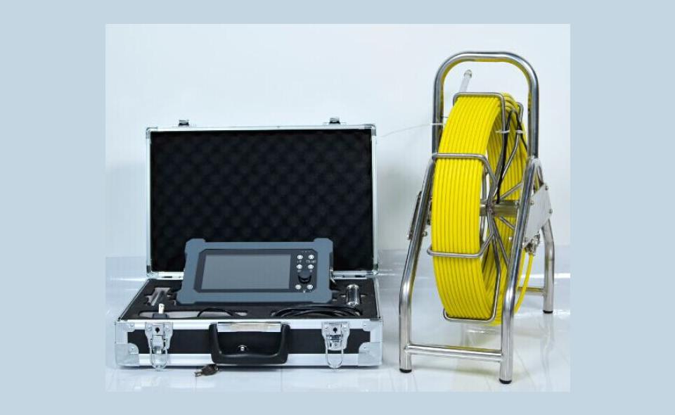 Pipe inspection camera industry videoscope