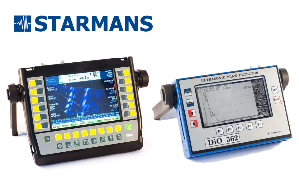 STARMANS NDT Equipment